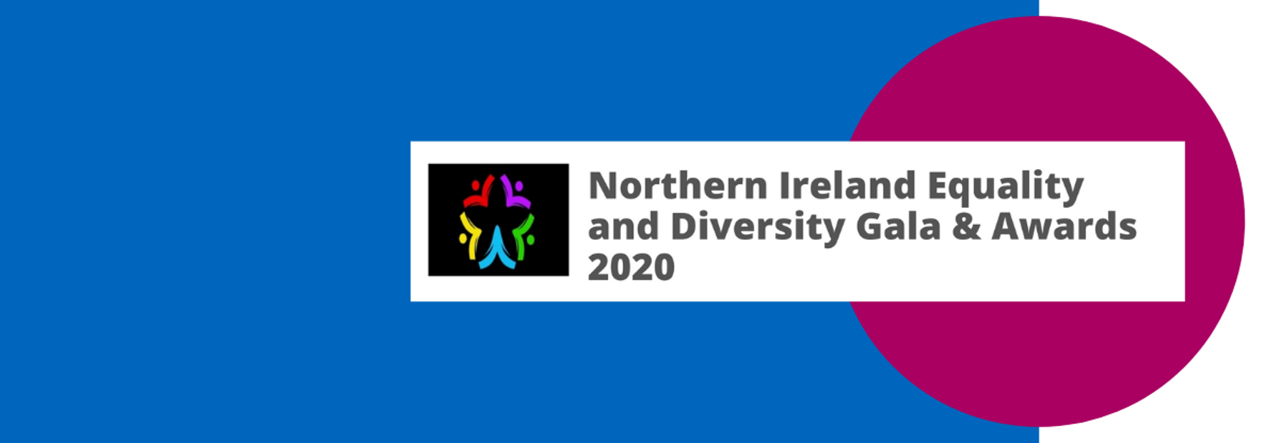 The Northern Ireland Equality & Diversity Gala & Awards 2020 online!