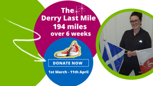 The Derry Last Mile Fundraiser