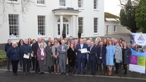 Cedar Foundation Celebrates Staff Development and Investors in People Platinum achievement